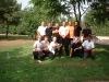 Prüfling, Komitee mit Si Gung Emanuel Bettencourt, sowie den Dummies in Pelzerhaken 2005