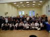Alle Blackbelts des Wun Hop Kuen Do im SC Alstertal 2001