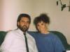 Si Gung mit seiner Lehrerin Professorin Malia Bernal