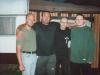 Ein seltenes Foto mit Si Hing Carsten 1996