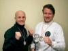 Gewinner des Nordcups 2010 Si Hing Lars und Johannes