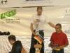 Boris S. gewinnt in der Blaugurtklasse bei den Dacascos Open Championships